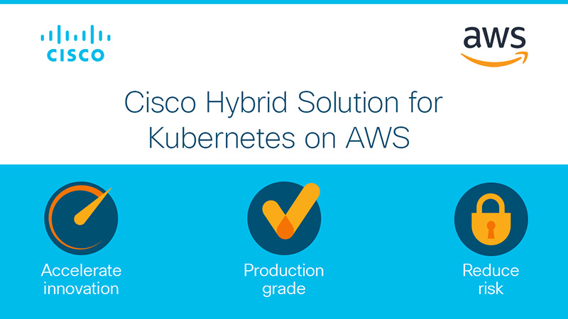 Cisco Hybrid Solution for Kubernetes on AWS