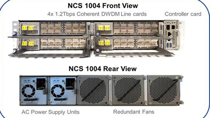 Cisco NCS 1004