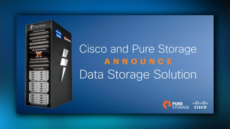 Cisco and Pure Storage