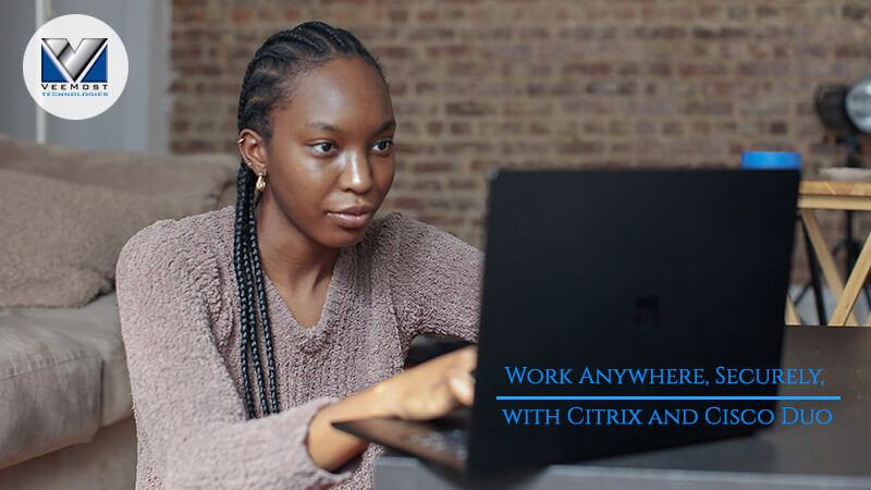 Citrix and Cisco Duo