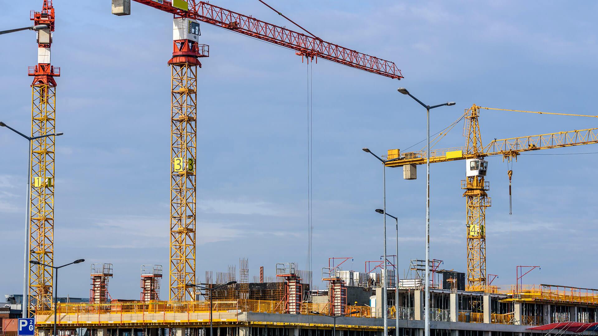 Large Construction company